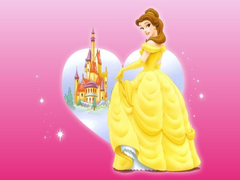 Princesse disney belle - Princesse de walt disney ...